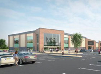 Marks and Spencers store, Scunthorpe