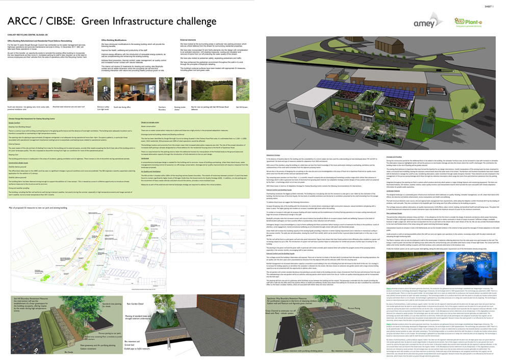 Stephen Handley – design challenge highly commended entry