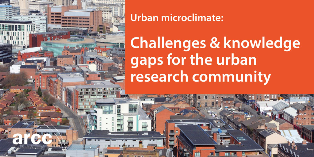 Challenges for urban research community twitter teaser