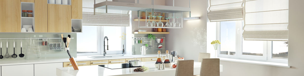 Kitchen ventilation is very important for interior IAQ