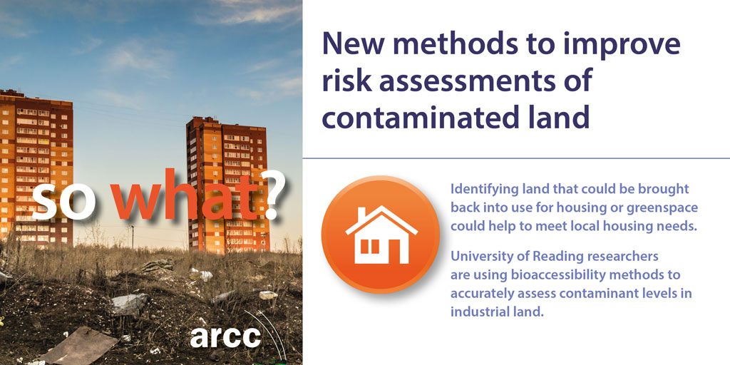 Bioaccessibility assessments to improve contaminant detection