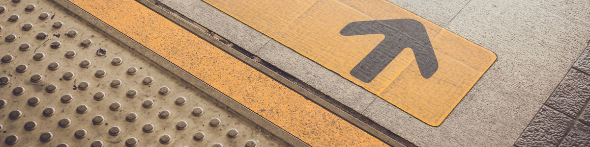 Pavement signs & textures